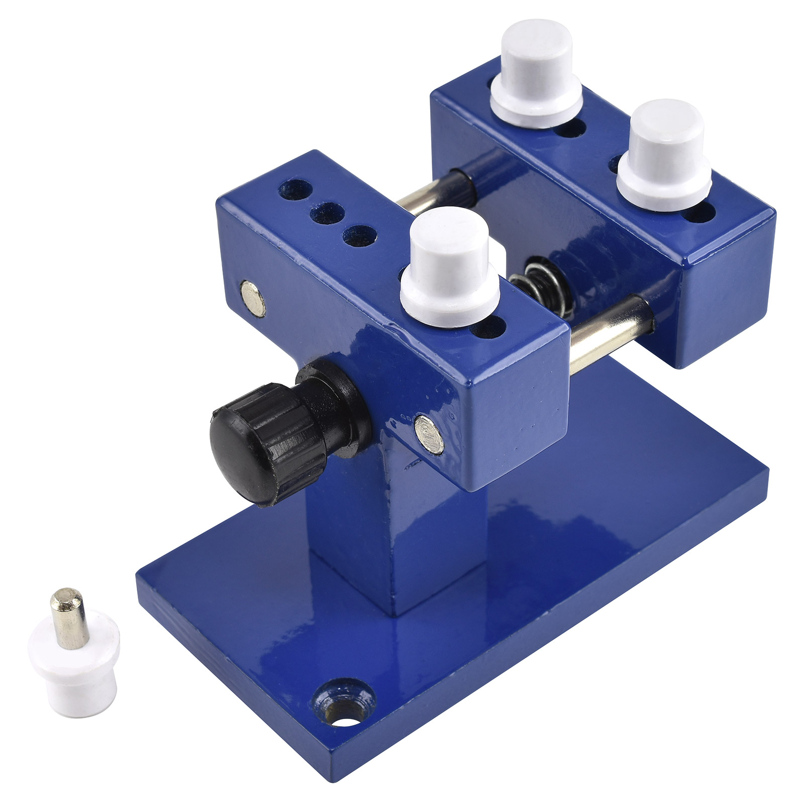 Mini Vise with Base