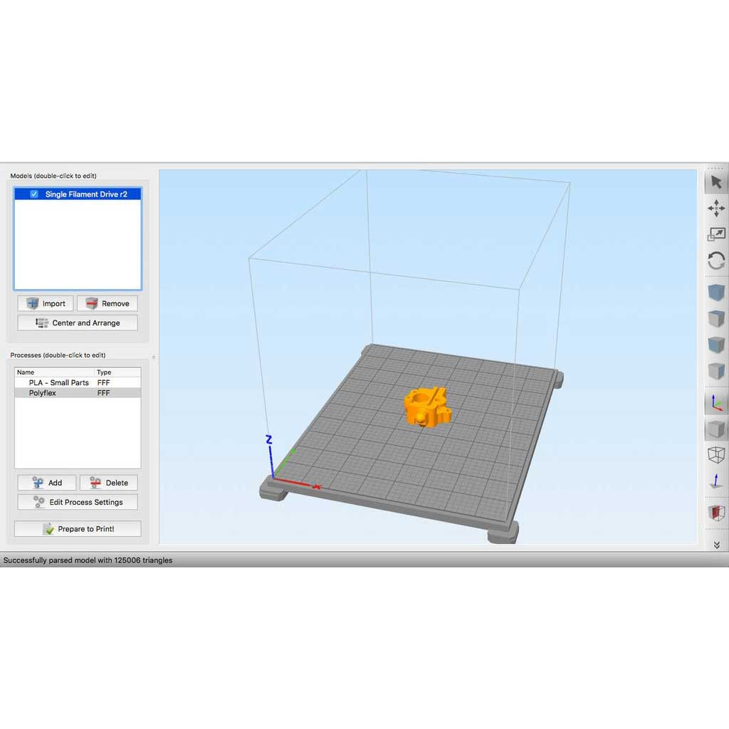 Simplify 3D Software5
