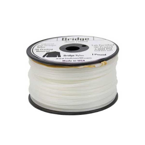 1 Lb. Bridge Nylon 3D Printer Filament, 1.75 Mm