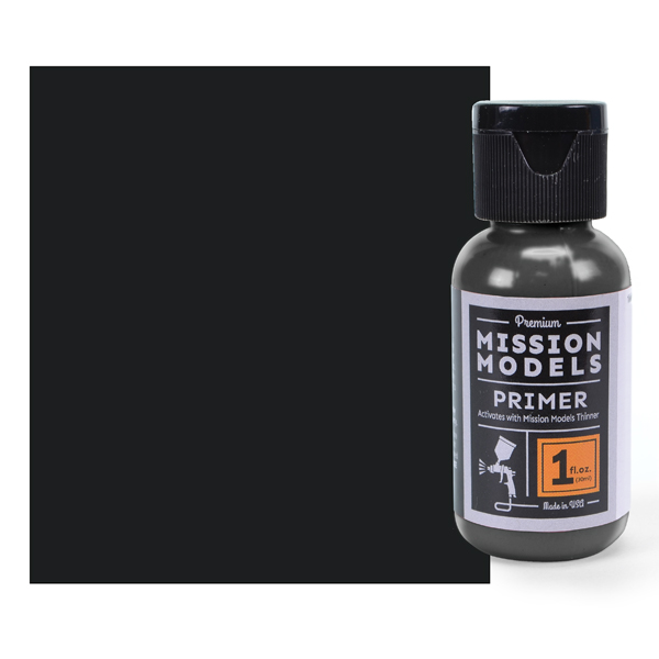 Mission Models Primer, 1 Oz Bottle