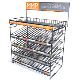 Mission Models Paint Rack