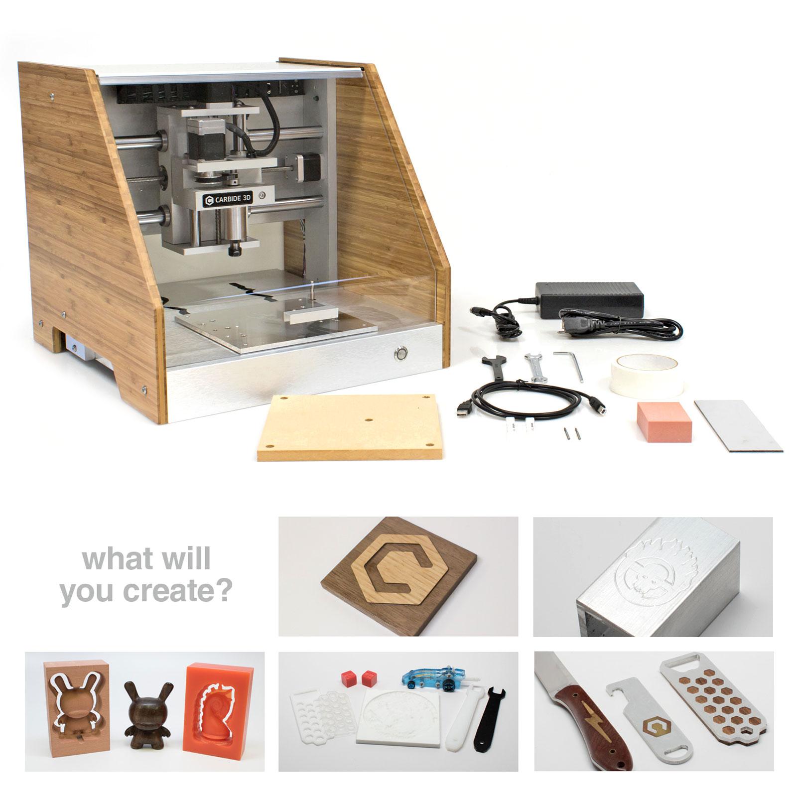 Nomad 883 Pro Home/Hobbyist CNC Machine