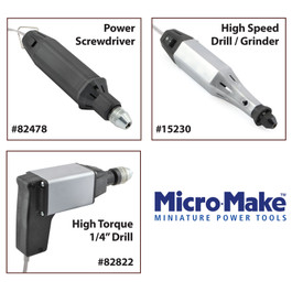 Micro-Make Drilling, Grinding set