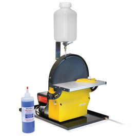 Water-Cooled Sanding System