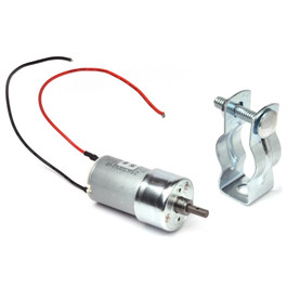 High-Torque Animation Motor, 12VDC