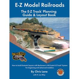 Bachmann E-Z Model Railroads Track Planning Book, HO Scale