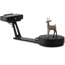 EinScan-SE 3D Scanner and Turntable