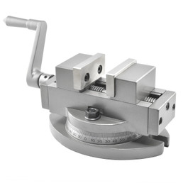 "2"" SELF CENTERING VISE WITH SWIVEL"