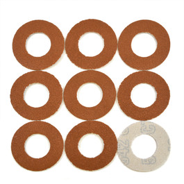 60 Grit Hook & Loop Disks