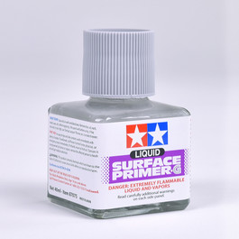 Tamiya Liquid Surface Primer, Gray