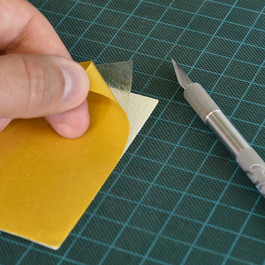 Dry-Mount Adhesive Transfer Tape