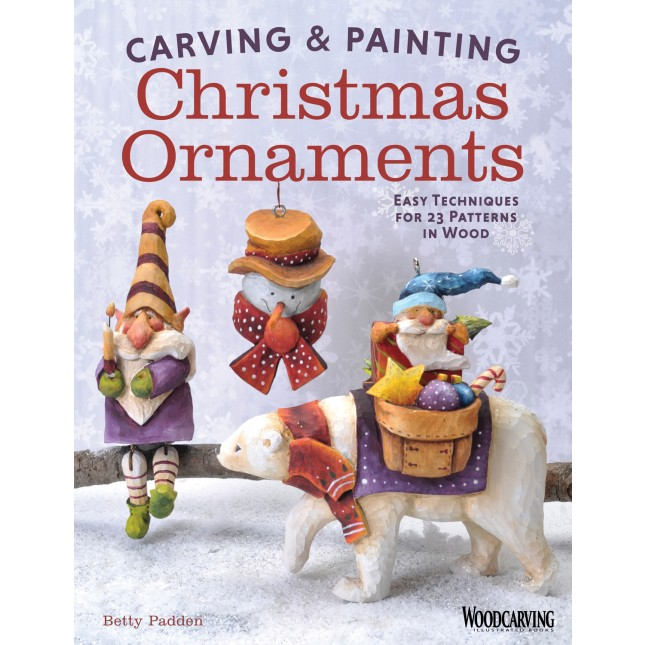 Carving & Painting Ornaments