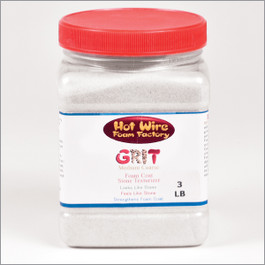 Foam Coat Medium Grit Texture 3lb