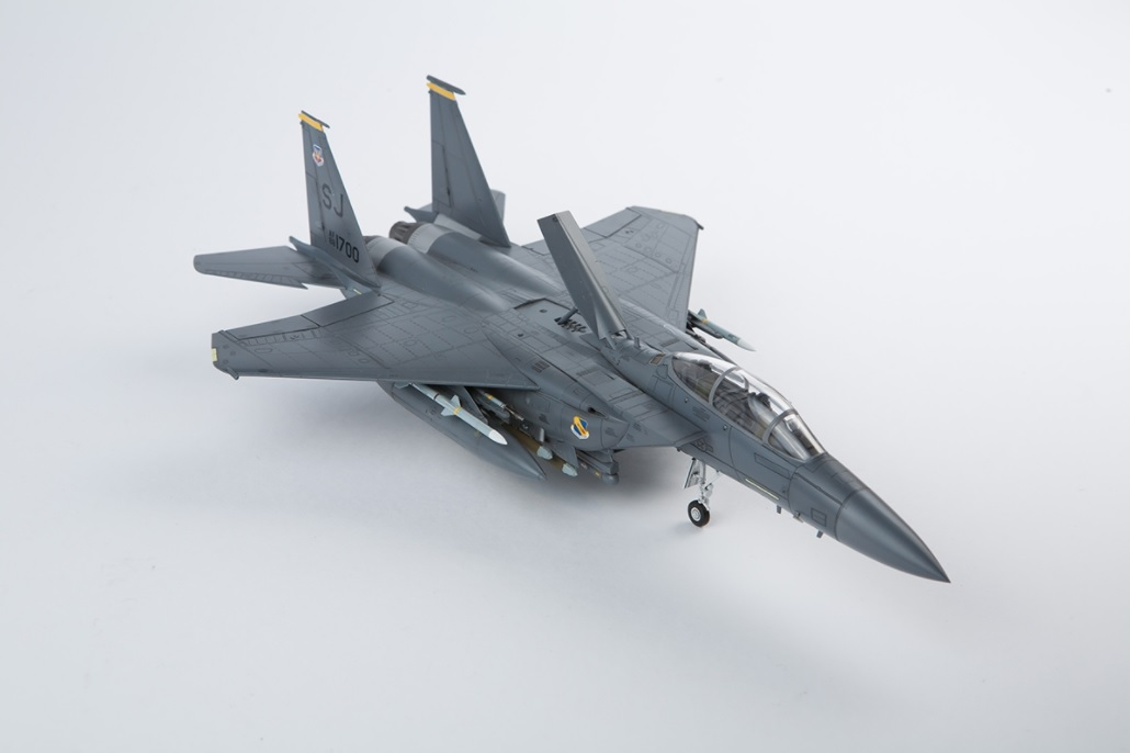 1/72 Scale F-15E 333rd Fighter