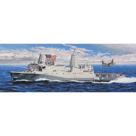 USS New York Plastic Model Kit