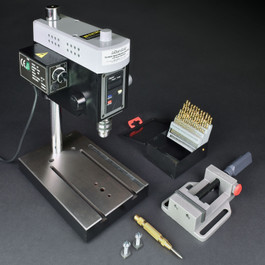 Variable Speed Drill Press Package