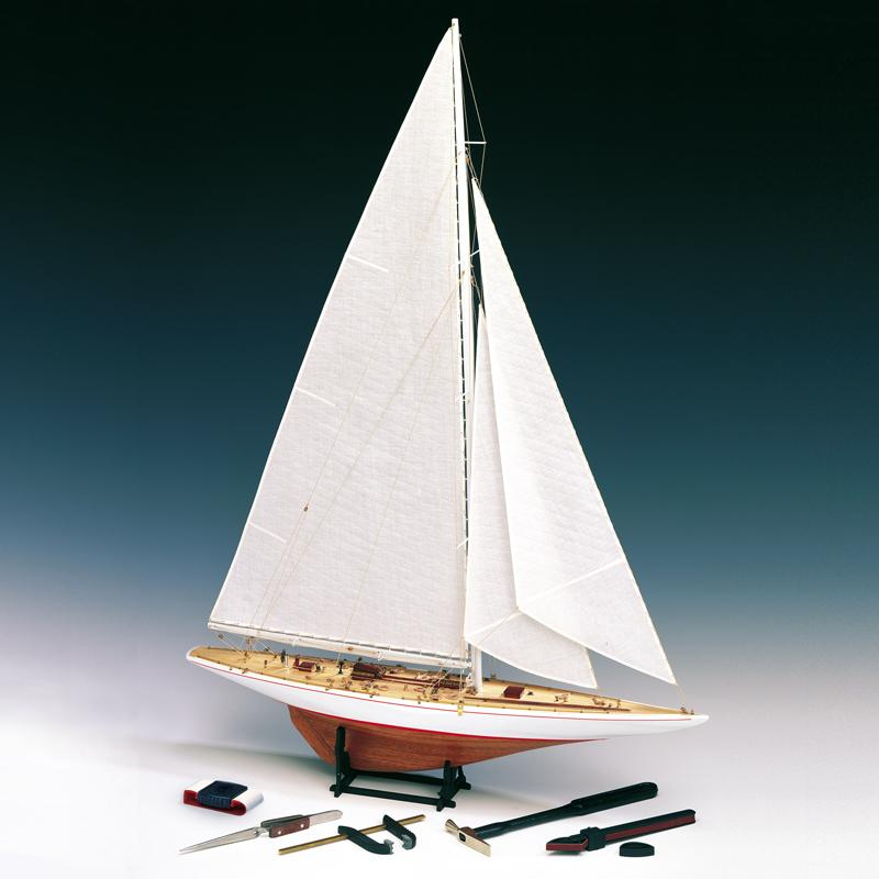 Rainbow Model Boat Kit