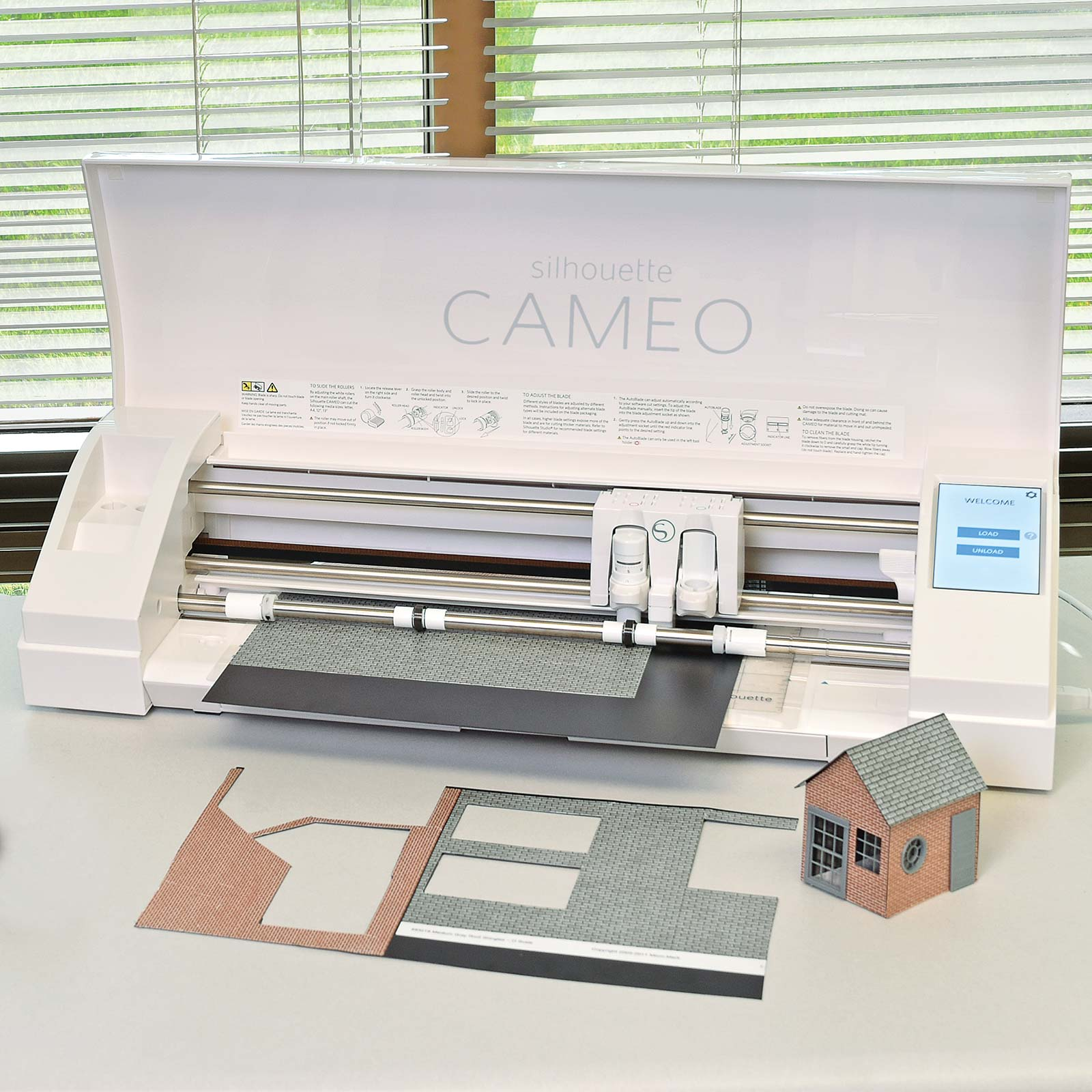Silhouette CAMEO® 3 electronic cutting tool