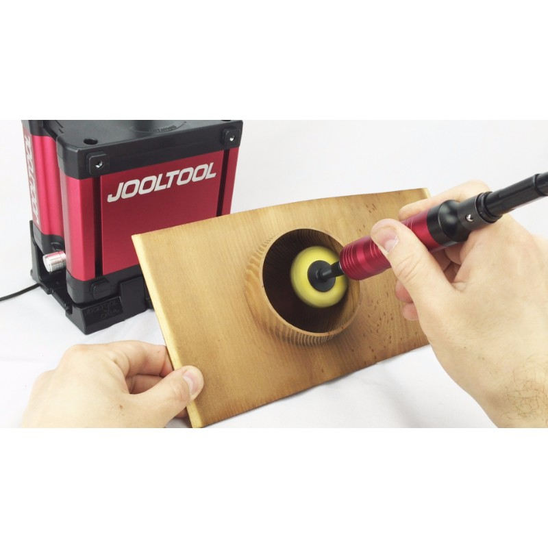 JOOLTOOL™ Polishing, Sanding, & Sha