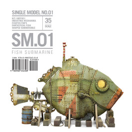 SM.01 Fish Submarine