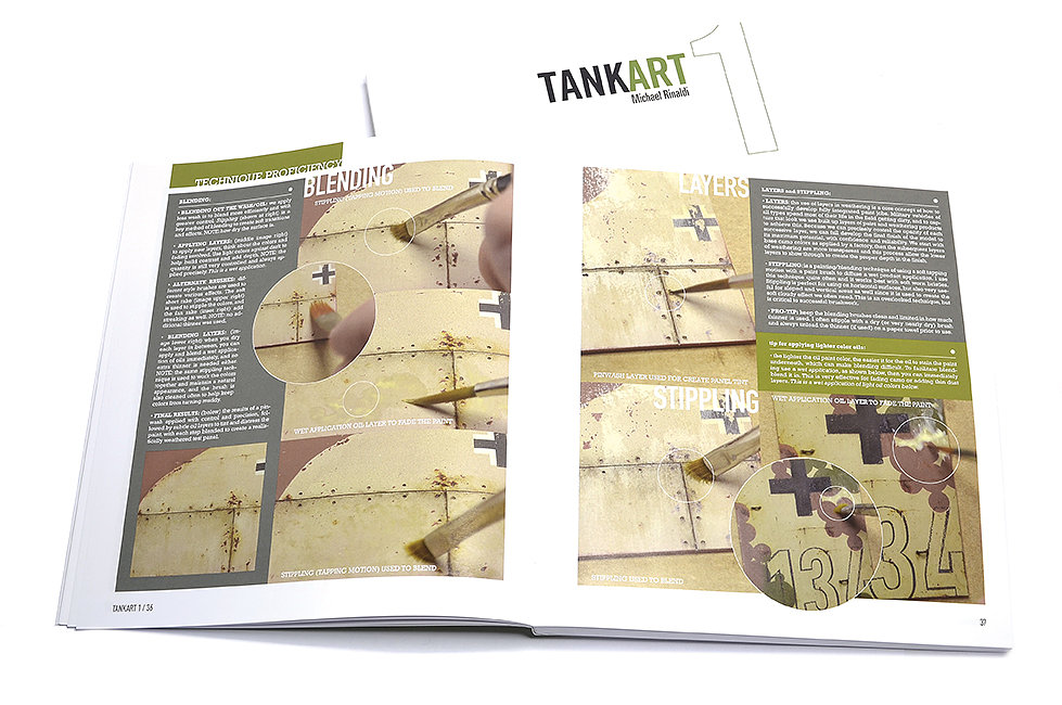 TANKART 1 German Armor4