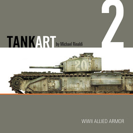TANKART 2 Allied Armor