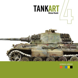 TANKART 4 German Armor