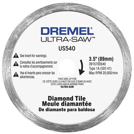 US540 Diamond Cutting Wheel