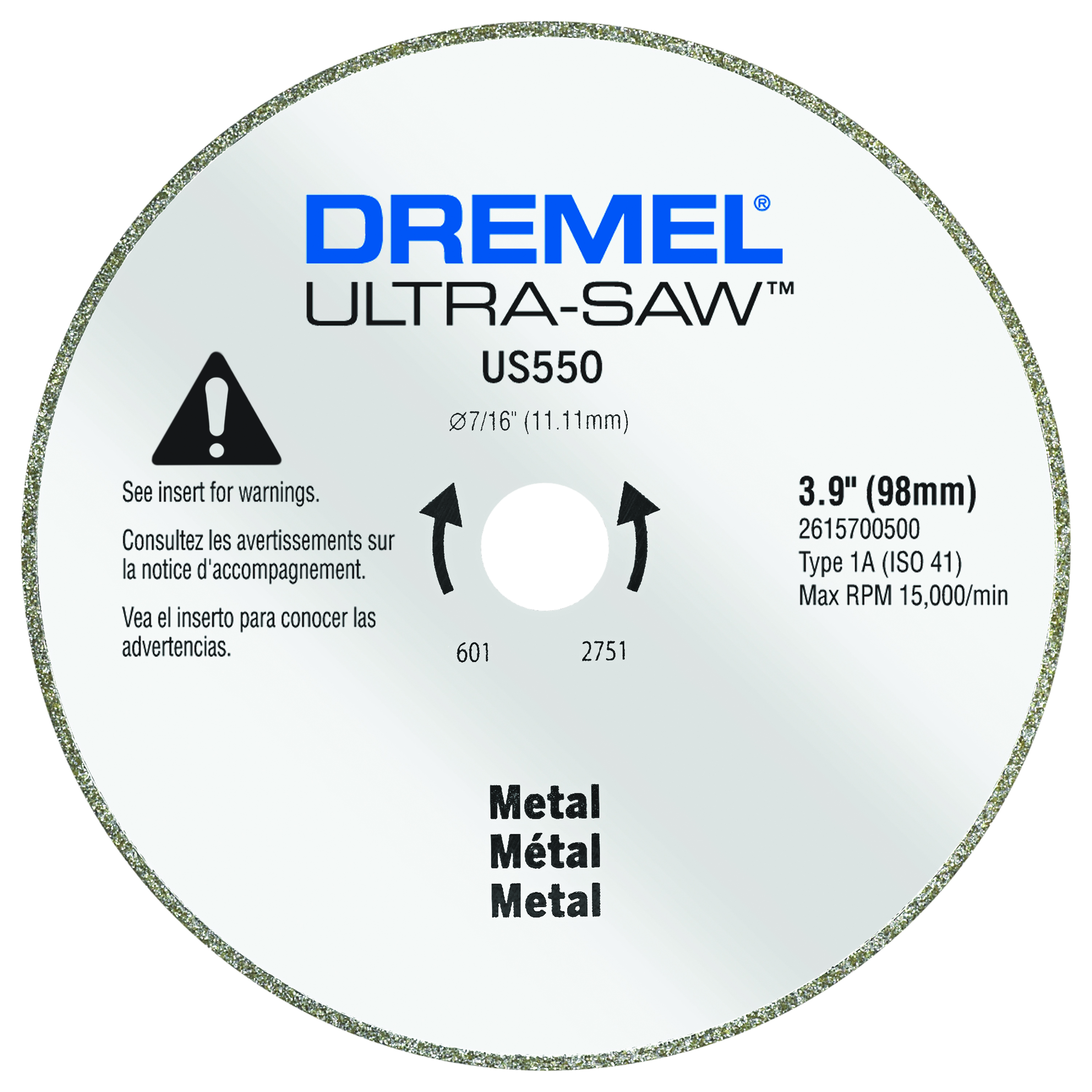 Diamond Grit Cutting Wheel