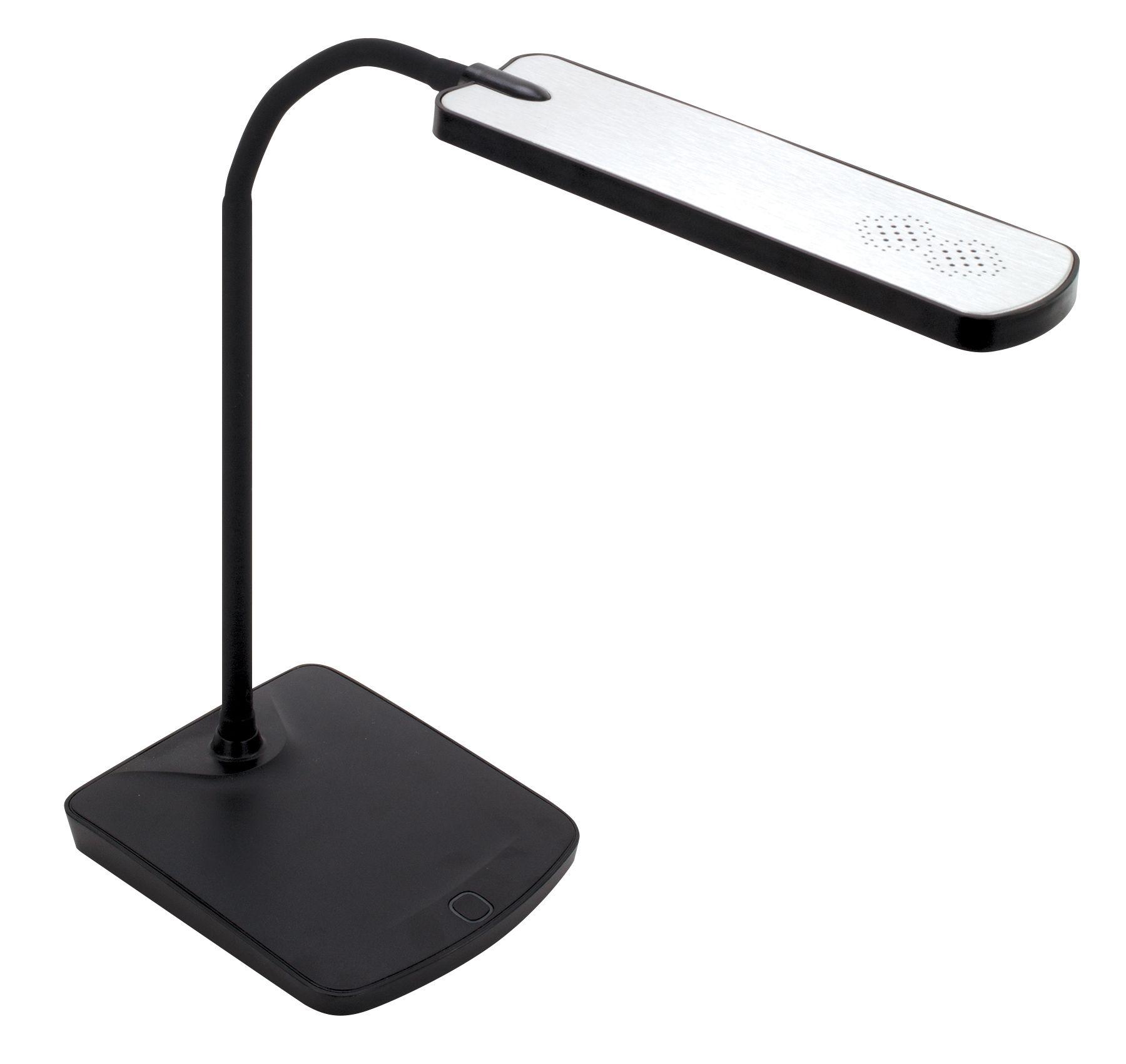 Marbella LED Lamp, Silver