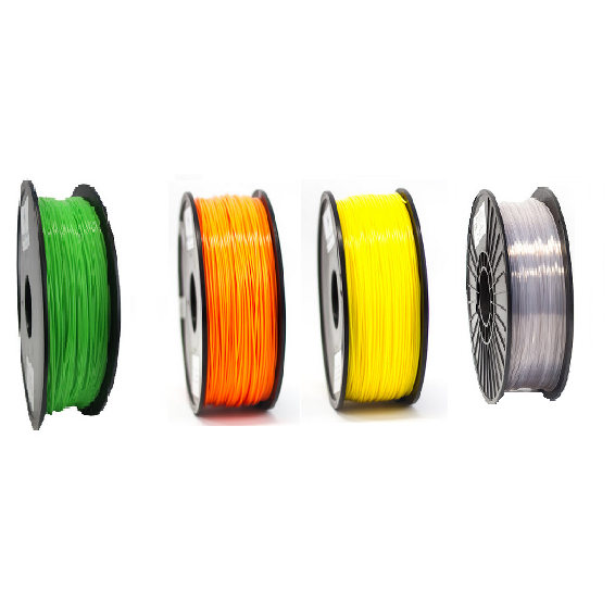 Micro Mark PLA Filament Feature Set