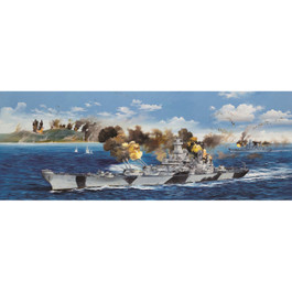 Trumpeter #3706 USS Iowa BB-61