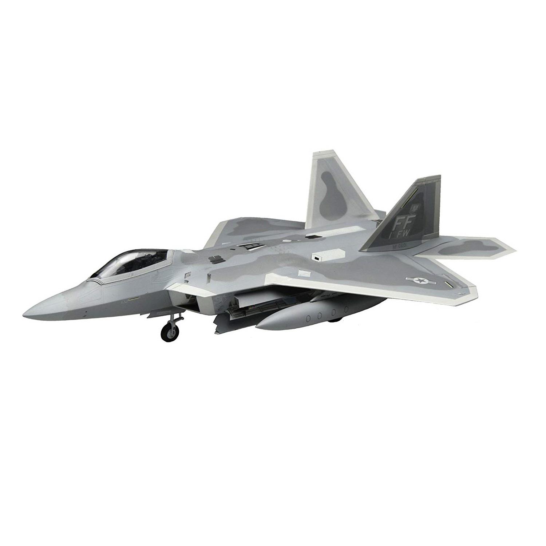 Hasegawa TH17 Ovo Avião Us Air Force F-22 Raptor Non-Escala De Plástico Modelo