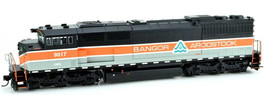 Bowser 24980 HO Scale GMD SD40-2f