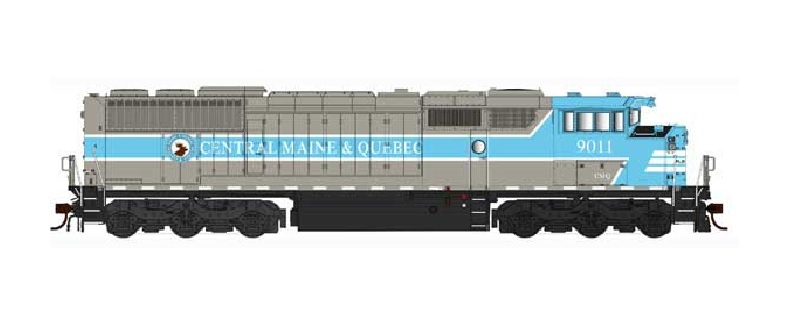 Bowser 24983 HO Scale GMD SD40-2f