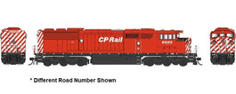 Bowser 24955 HO Scale GMD SD40-2f
