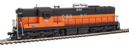 Walthers #920-41630 HO Scale EMD SD