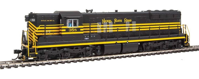 Walthers #920-41632 HO Scale EMD SD