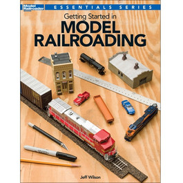 Getting Started in Model Railroadin