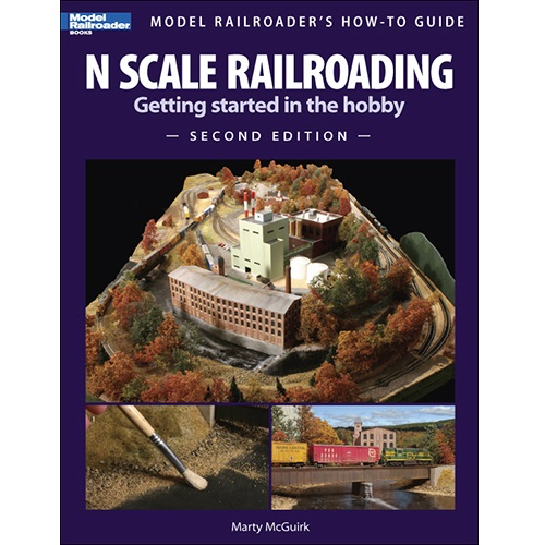 N Scale Railroading Book