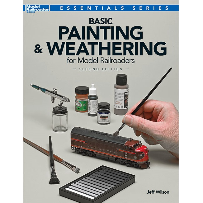 Basic Painting and Weathering Book