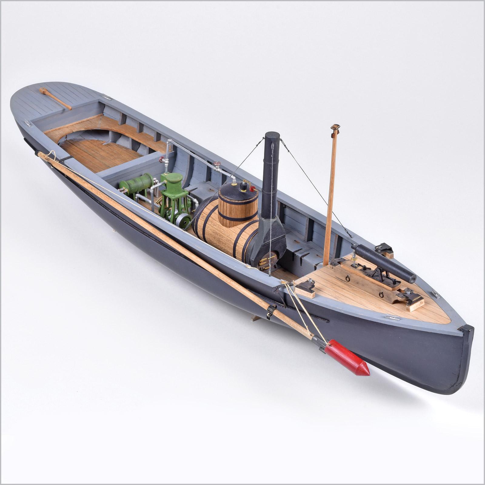 Model Shipways #MS2261 USN Picket Boat #1 Ship Kit, 1/24