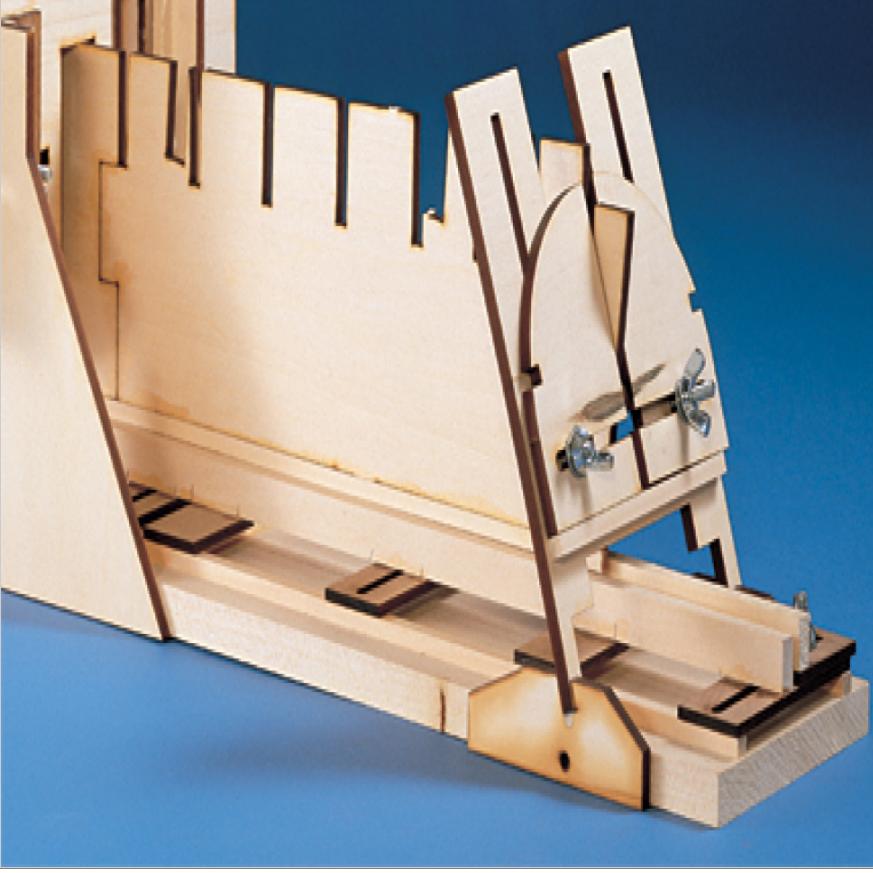 Fair-A-Frame Bulkhead Alignment