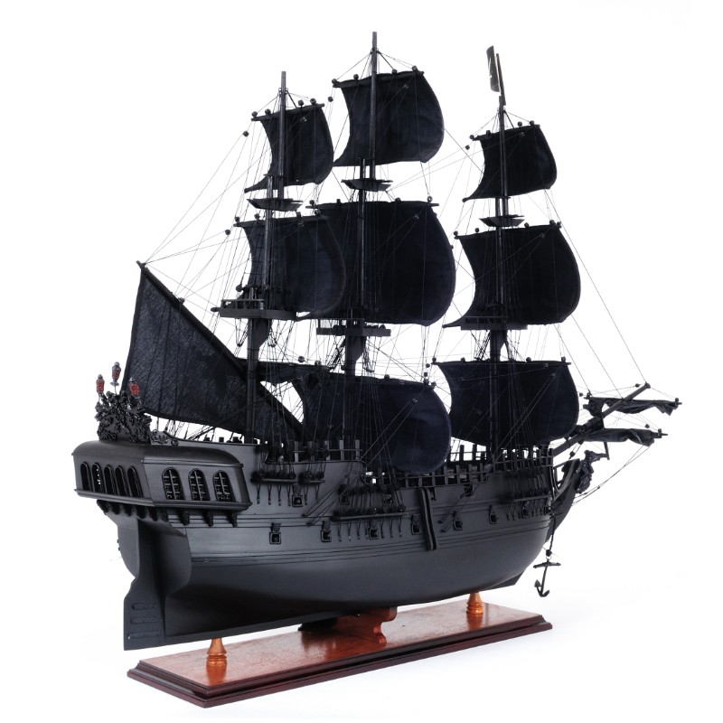 Black Pearl Pirate Ship 1