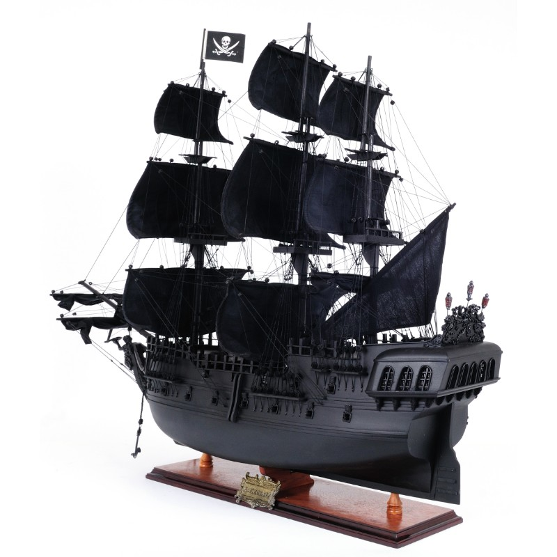 Black Pearl Pirate Ship 5