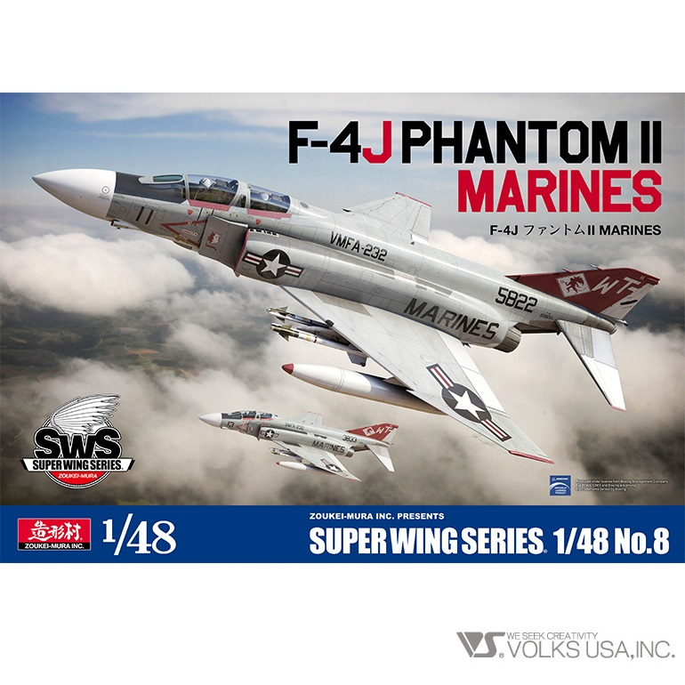 F-4J Phantom II Marines Box