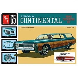 1965 Lincoln Continental Wagon