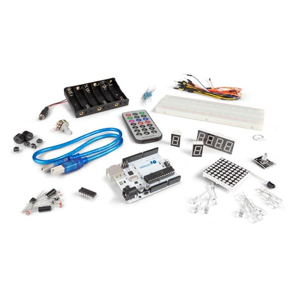 Raspberry Pi Starter Kit for Arduin