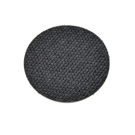 "2-3/8"" Velcro Hook Disk with PSA Ba"