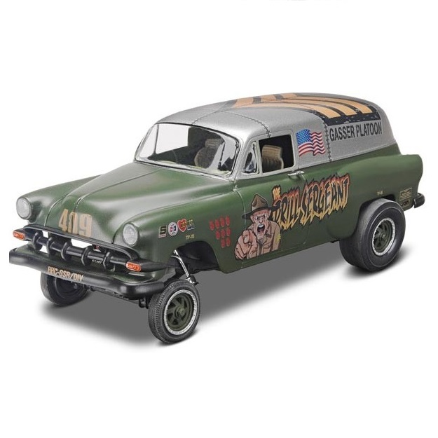 Car and Truck Model Kits